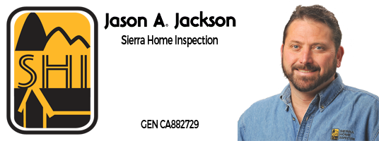 Jason A Jackson, Sierra Home Inspection